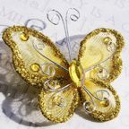 "Butterfly - 2"" Gold"