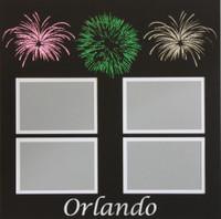 Orlando - 12x12 Overlay