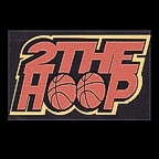 2 the Hoop Basketball Theme Die Cut