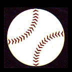 Baseball ball - large single