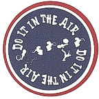 Do it in the Air BMX Laser Design