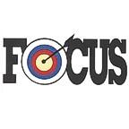 FOCUS archery theme laser design