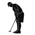 Golfer - Putting