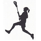 Lacrosse Player - Woman