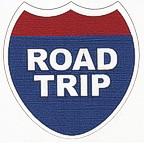 Road Trip Sign - 3 Color