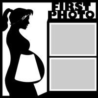 First Photo - 12x12 Overlay