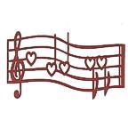 Musical Hearts - Romantic Musical Theme