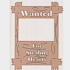 Wanted for Stealing Hearts - Brown Shade