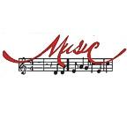 Music Title Strip - 2 color!