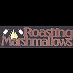 Roasting Marshmallows Title Strip - 5 Color