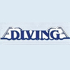 Diving Title Strip with 2 divers
