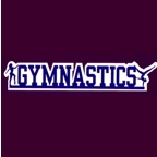 Gymnastics Title Strip