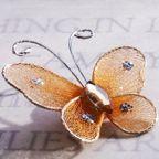 """Butterfly - 1"""" Orange"""