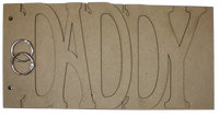 Daddy Chipboard Album