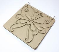 Butterfly Chipboard Album