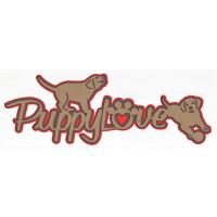 Puppy Love Title Strip