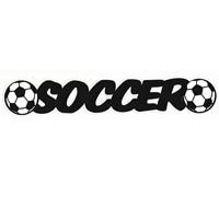 Soccer Ball Title Strip/2 Balls