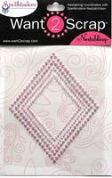 Nestabling Classic Diamonds Lavender Pearl