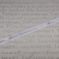 First Communion Ribbon