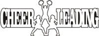 Cheerleading w/ 3 Cheerleaders - Title Strip