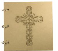 Cross Chipboard Album
