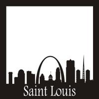 Saint Louis - 12x12 Overlay