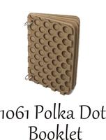 """Polka Dot Booklet Album 5""""x 7"""""""