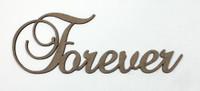 Forever - Fancy Chipboard Words