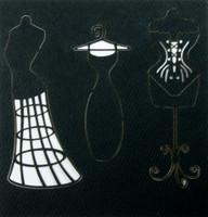 Dress Form Set - Silhouettes