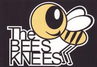The Bees Knees - Laser Die Cut