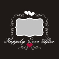 Happily Ever After - 12x12 Overlay