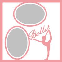 Ballet - 12x12 Overlay