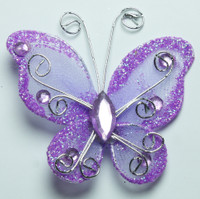 """Butterfly - 2"""" Orchid"""