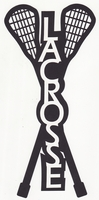 Lacrosse - Title Strip Verticle