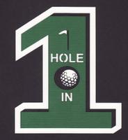 Hole in One - Die Cut