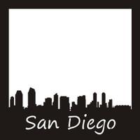 San Diego - 12x12 Overlay
