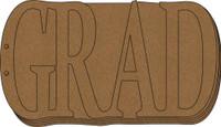 GRAD - Chipboard Album