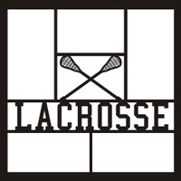 Lacrosse - 12x12 Overlay