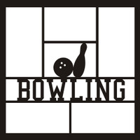 Bowling - 12x12 Overlay