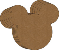 Mouse Ear - Chipboard Album