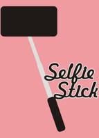 Selfie Stick - Die Cut