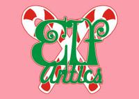 Elf Antics - Die Cut