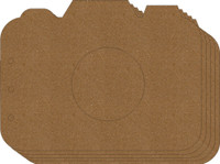 Camera - Chipboard Album
