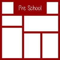 PreSchool - 12x12 Overlay