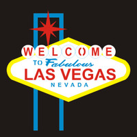 Las Vegas Sign - Die Cut
