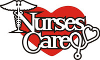 Nurses Care - Die Cut