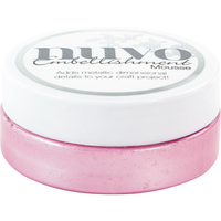 Nuvo Mousse Peony Pink