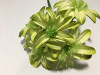 Light Sage Paper Flower #8098