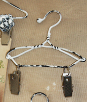 "Clip Hanger 6"""