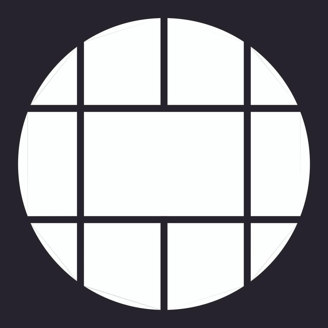 circle 12x12 overlay want2scrap